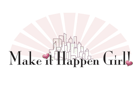 Make It Happen Girl Logo