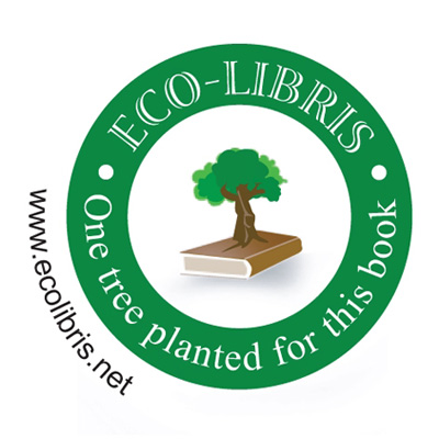 ecolibris book sticker for planting trees