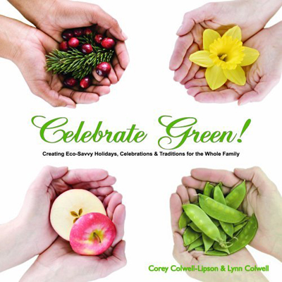 Celebrate Green book cover
