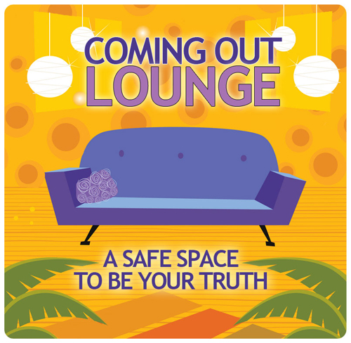 Coming Out Lounge - Rick Clemons