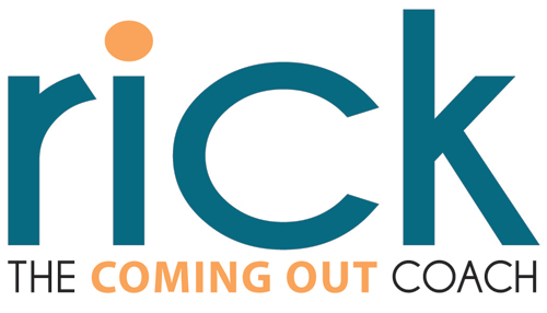 Rick Clemons, The Coming Out Coach logo