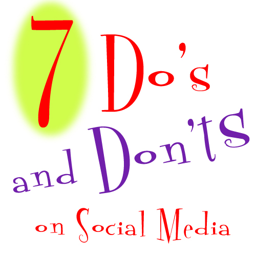 7 do's and don'ts on social media artwork - susan newman