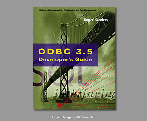 ODBC 3.5 Developer's Guide published by McGraw-Hill, designed by DesignConcept
