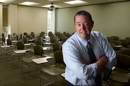 Tim R. Green in Classroom