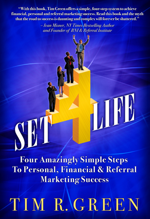 Set 4 Life Book by Tim R. Green