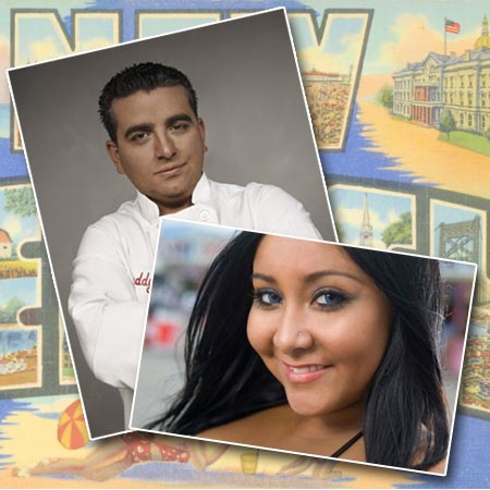 buddy valastro cake boss and snooki from new jersey