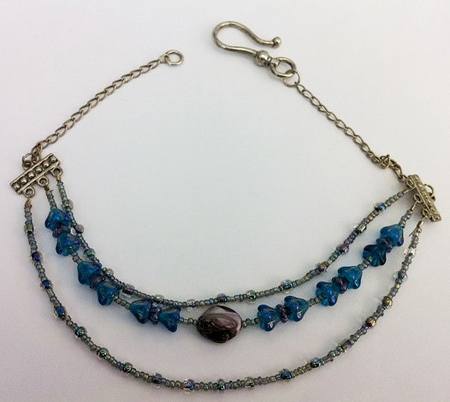 Jodi Zulueta - Eldwenne's Fantasy Jewelry Necklace