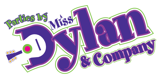 Parties by Dylan & Company logo