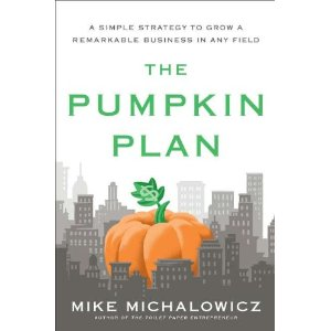 The Pumpkin Plan by Mike Michalowicz