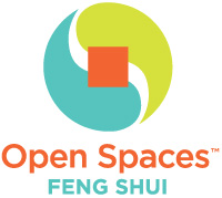 open spaces feng shui logo