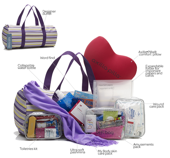 BFFL Co GYN Bag Products