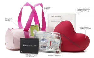 Lumpectomy Bag Wound Care from BFFL Co