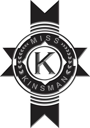 Miss Kinsman Swimwear Logo design