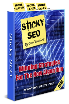 sticky seo book cover