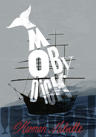 Good Book Cover Design ~ Moby dick branding you better susan newman