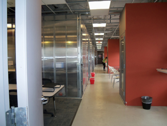 Mission Fifty office spaces in Hoboken, NJ