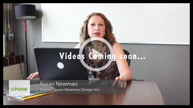 eHow video shoot with Susan Newman