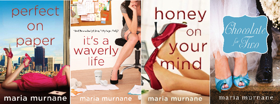 Maria Murnane - Waverly book series
