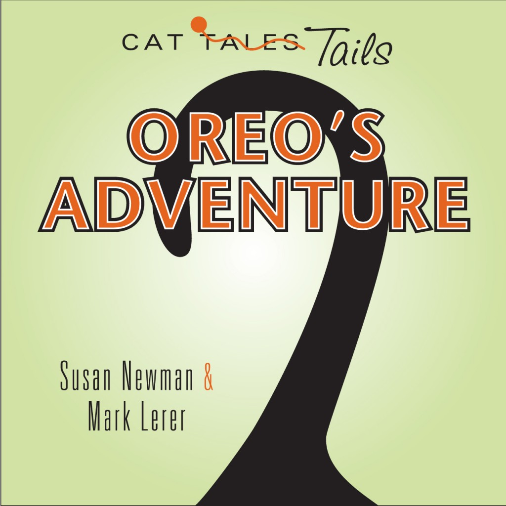 "Children's cat story book ""Oreo's Adventure"" by Susan Newman and Mark Lerer"
