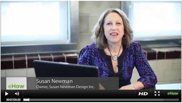 WordPress expert Susan Newman for eHow