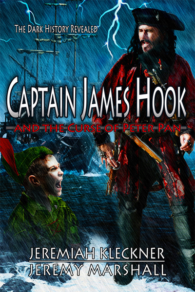 Captain James Hook by Jeremiah Kleckner
