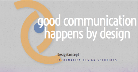 Designconcept - good communication
