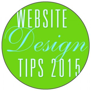 website design tips 2015
