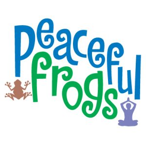 Peaceful Frogs logo