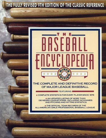 Baseball Encyclopedia