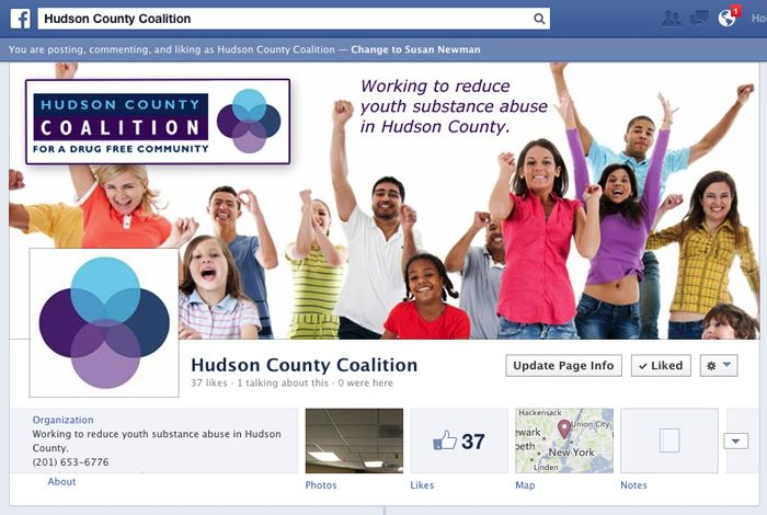 Hudson County Coalition on Facebook