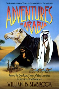 Adventures in Arabia