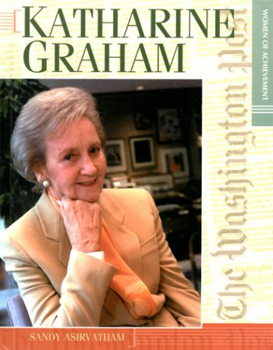 Katherine Graham - Women of Achievement Series