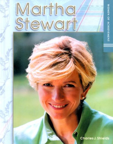 Martha Stewart - Women of Achievement Series