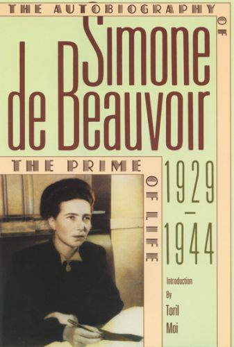 Simone de Beauvoir - The Prime of Life