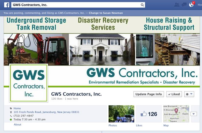 GWS Contractors on Facebook