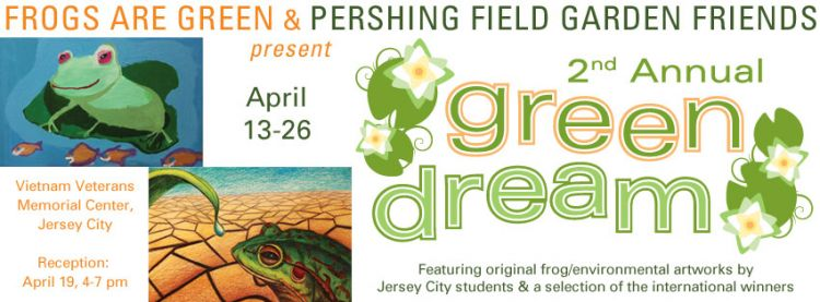 2nd Annual Green Dream - International Children's EARTH DAY Exhibition