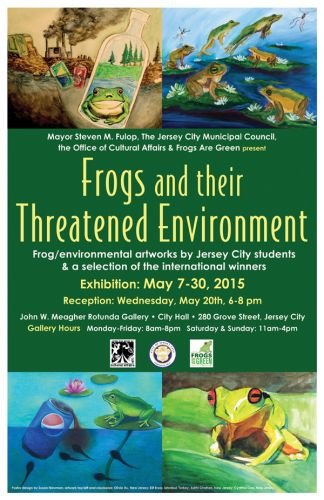 Frogs and Their Threatened Environment
