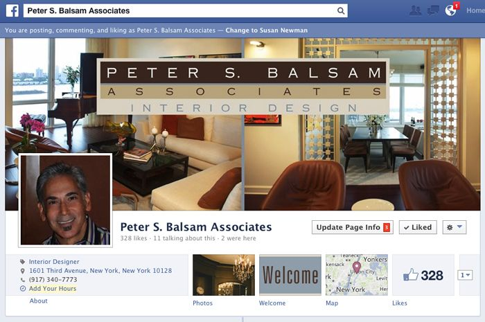 Peter balsam Associates on Facebook