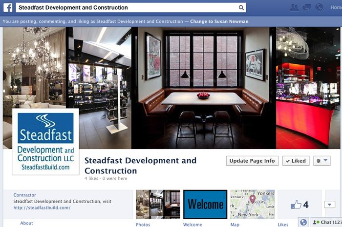 Steadfast Build on Facebook