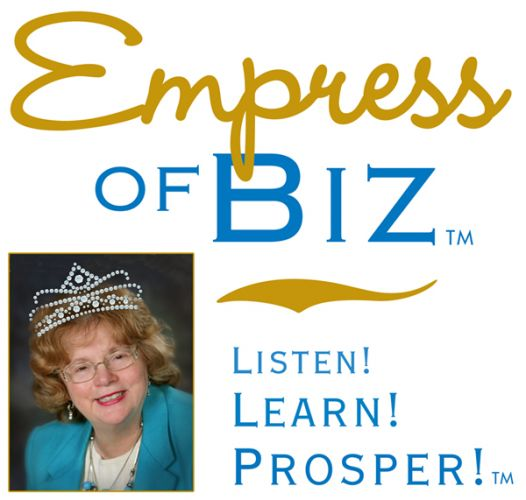 Empress of Biz - Radio Show and Financial Business Mentor, JoAnn Forrester