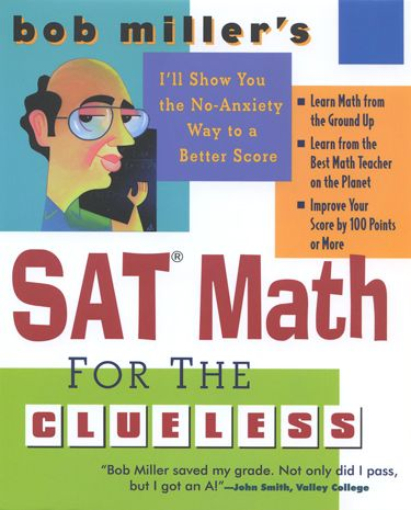 SAT Math for the Clueless