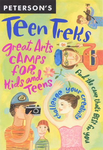 Teen Treks - great art camps for kids and teens