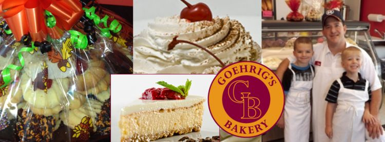 Goehrig's Bakery of Jersey City and Sparta, New Jersey