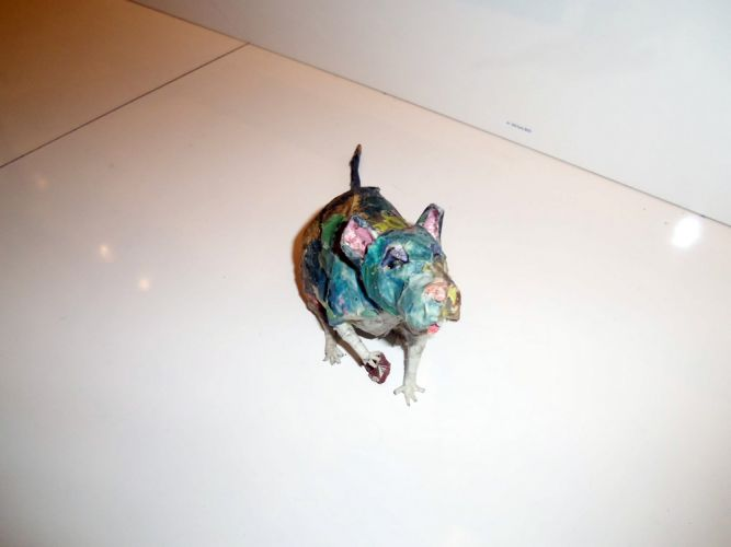 mouse-papier-mache-artwork-NYAA