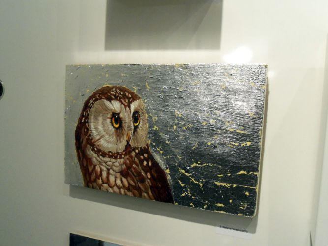 owl-painting-whotel-panepinto-galleries-2015