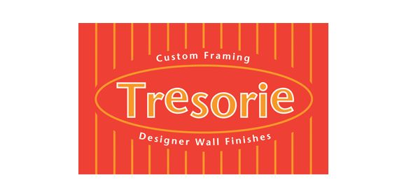 Tresorie Designer Wall Finishes - logo design