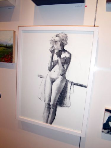 nude-reading-drawing-NYAA-whotel-art-opening-2015