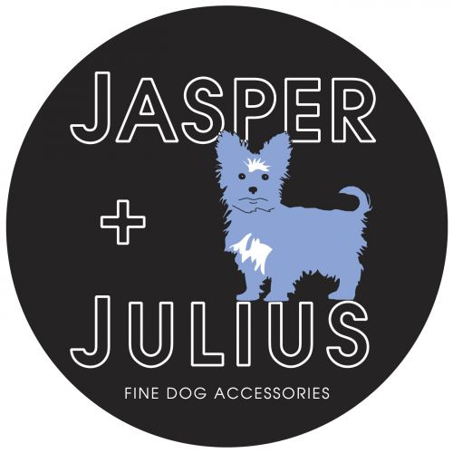 Jasper + Julius Logo - Fine Dog Accessories