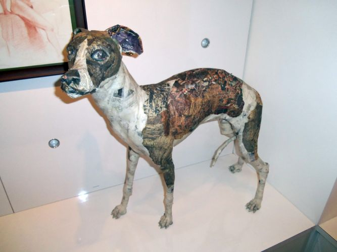 dog-papier-mache-NYAA-whotel-art-gallery-hoboken