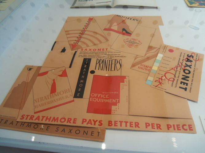 strathmore vintage sample promotions